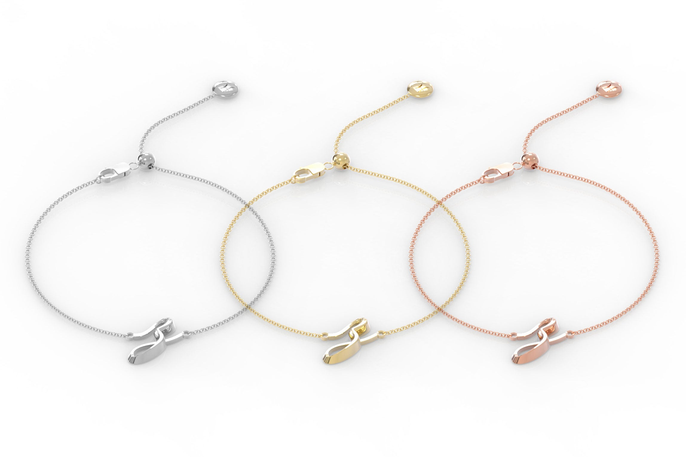 "The Love Collect - ""Z"" Bracelet"