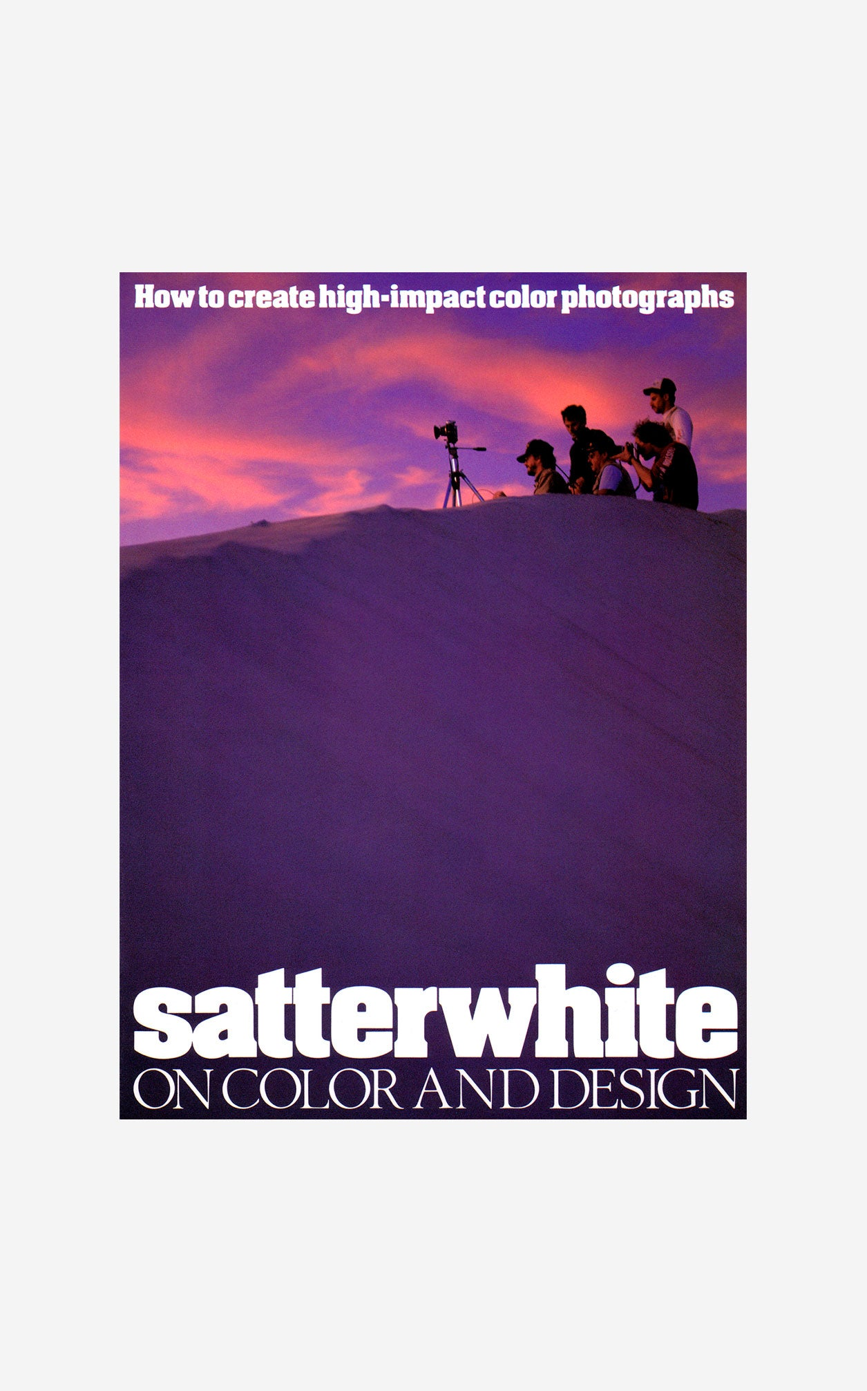 Satterwhite on colour and design