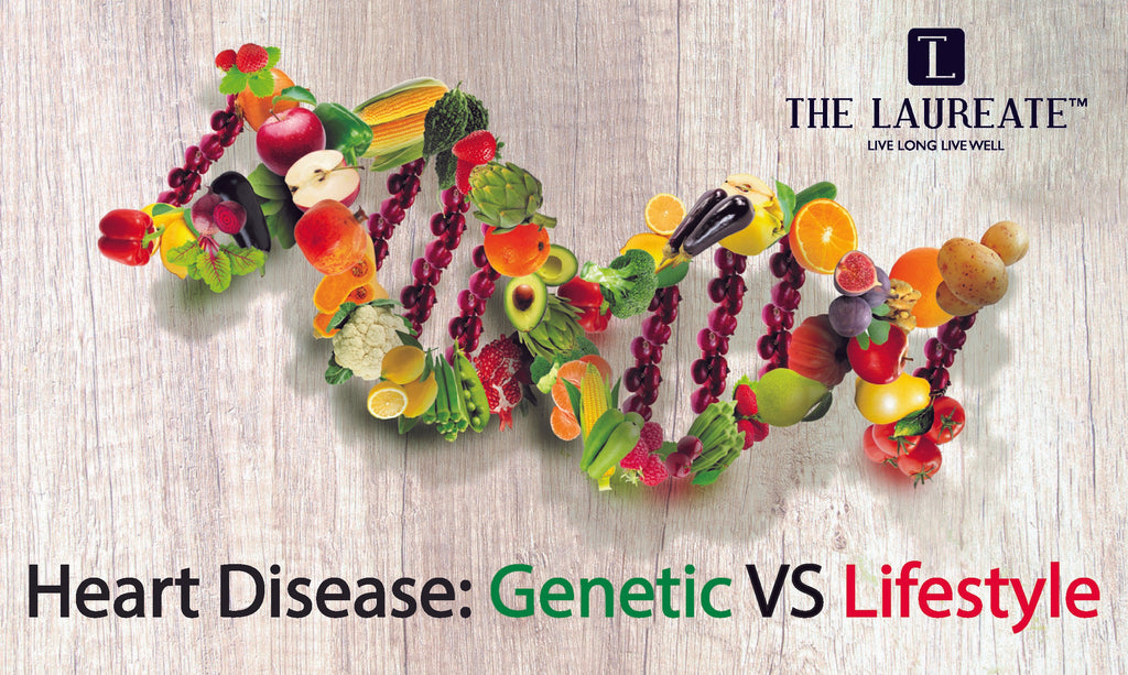 Heart Disease: Genetic VS Lifestyle