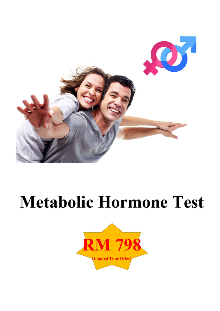 [LIMITED TIME OFF] Metabolic Hormones Test