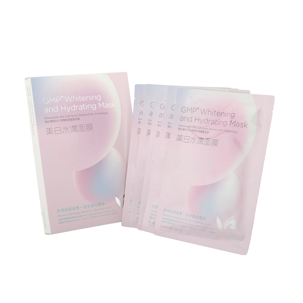 GMP Whitening and Hydrating Mask
