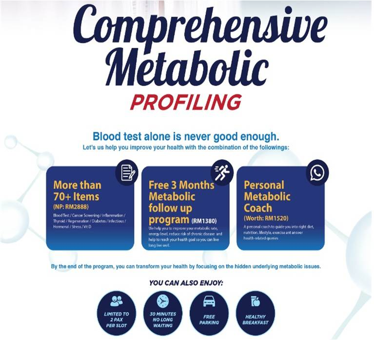 Comprehensive Metabolic Profiling