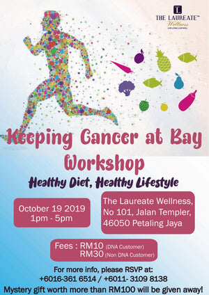 Keeping Cancer at Bay Workshop