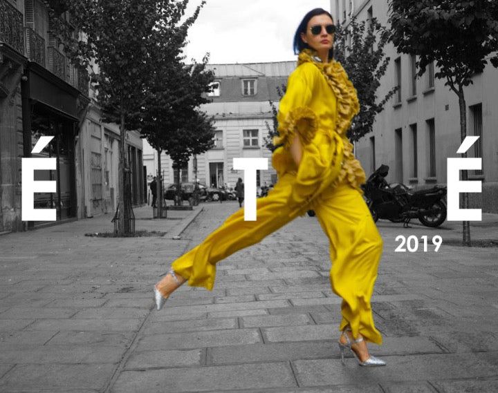 Shop our Spring/Summer Collection 2019 in Paris