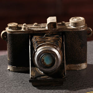 Antique Photo Camera Decoration - Antique Lovers