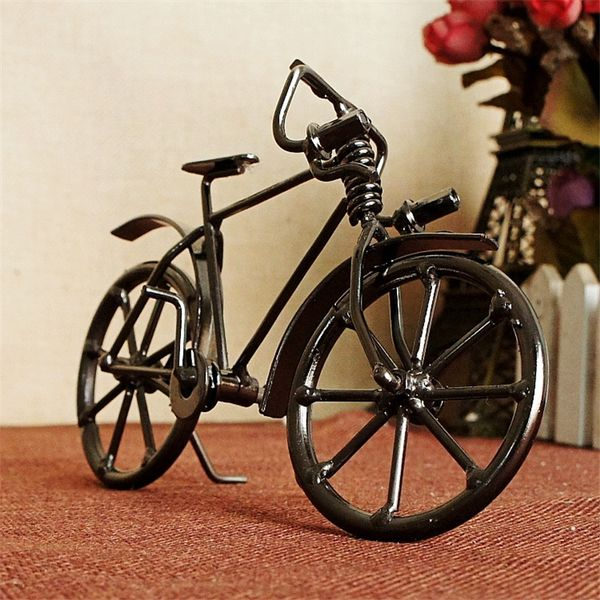 Antique Metal Bike Home Decoration - Antique Lovers