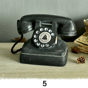 Antique Telephone Home Decoration - Antique Lovers