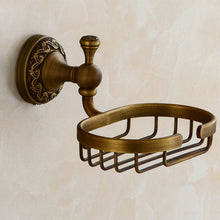 Antique Brushed Copper Bathroom Accessories - Antique Lovers