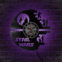 STAR WARS Wall Clock - Antique Lovers