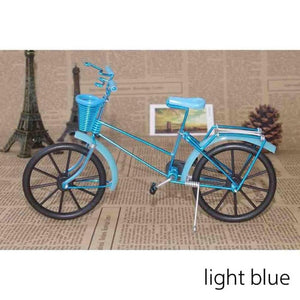 Antique Metal Bicycle Home Decoration - Antique Lovers