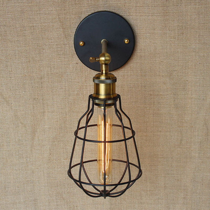 Antique Retro Wall Lamp - Antique Lovers
