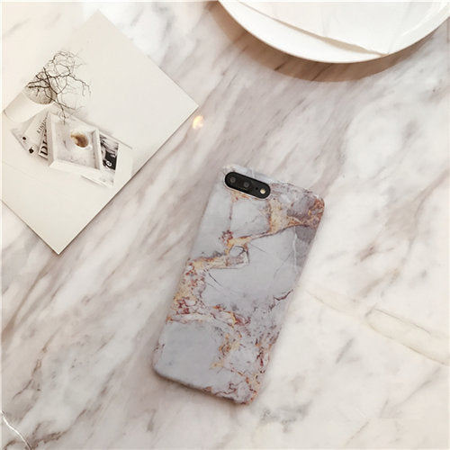 Marble Stone (8 variants) phone case - Simple Style Guru