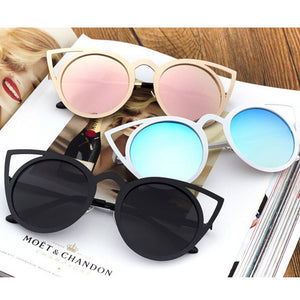 Black Cat Eyes Sunglasses - Simple Style Guru
