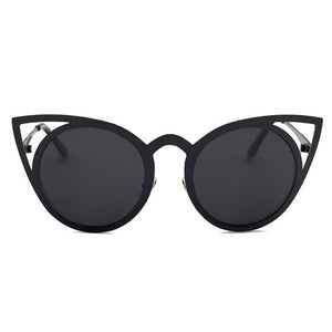 Black Cat Eyes Sunglasses a stunning and exotic look