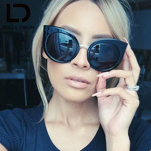 Clear Peaky Eyes sunglasses - Simple Style Guru