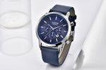 North Luxury Blue watch - Simple Style Guru