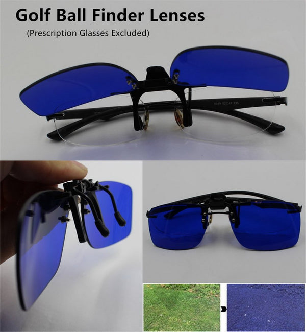Never Lose Your Ball Again in The Field With Golf Ball Finder Glasses