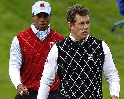 Tiger Woods loses number 1 to Lee Westwood!!