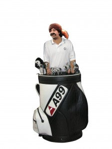 A99 Golf Range Finder