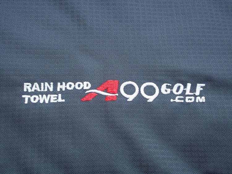 A99 Golf Rain Hood Towel Waterproof Golf Bag Cover