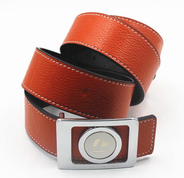 Taylormade Men's golf Belt Orange 120cm