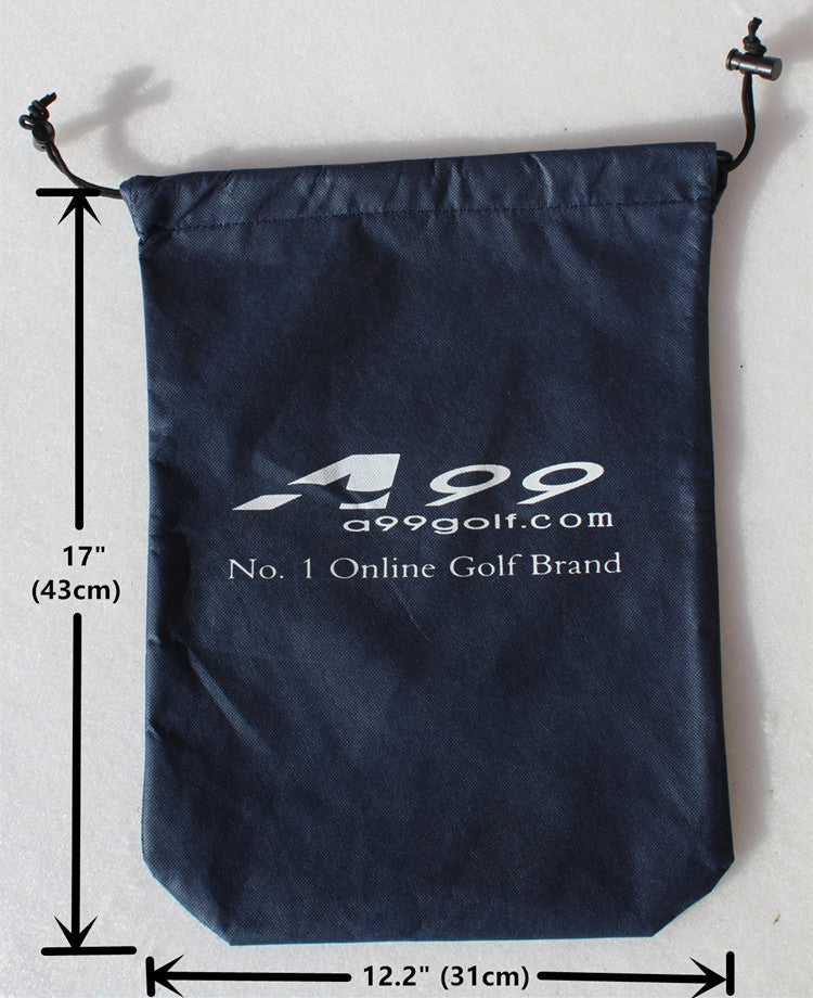 44f73f397a61 A99 S06 Shoes Bag Non-Woven Fabric Tote Bag/Pouch 3pcs/1set - Random Color