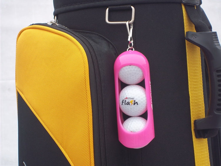 A99 Golf Ball Holder with Clip-On 1pc