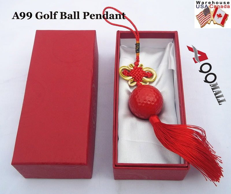 A99 Golf Ball Pendant for Car Accessories