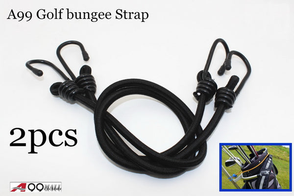 "A99 Golf Bungee Cord 22"" Straps with Hooks"