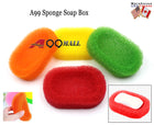 A99 Sponge Soap Box (4pcs)
