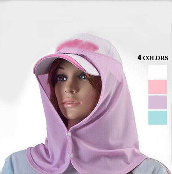 Women's Upf+50 Neck Cover
