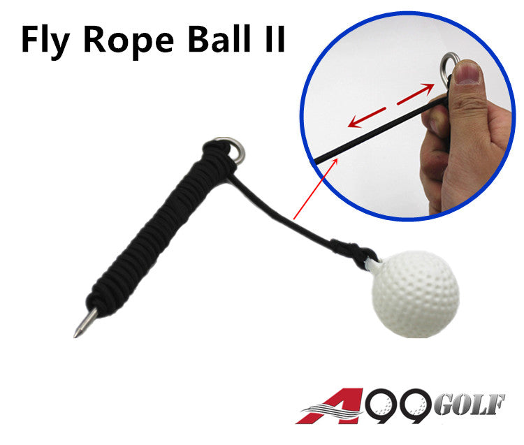 A99 Golf Fly Rope Ball II