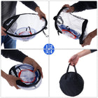 A99 Golf Duo Ring Pop up Chipping Net II w Carry Bag for Indoor Outdoor Practice Backyard Golf Net Chipping Target for Improving Short Game 20
