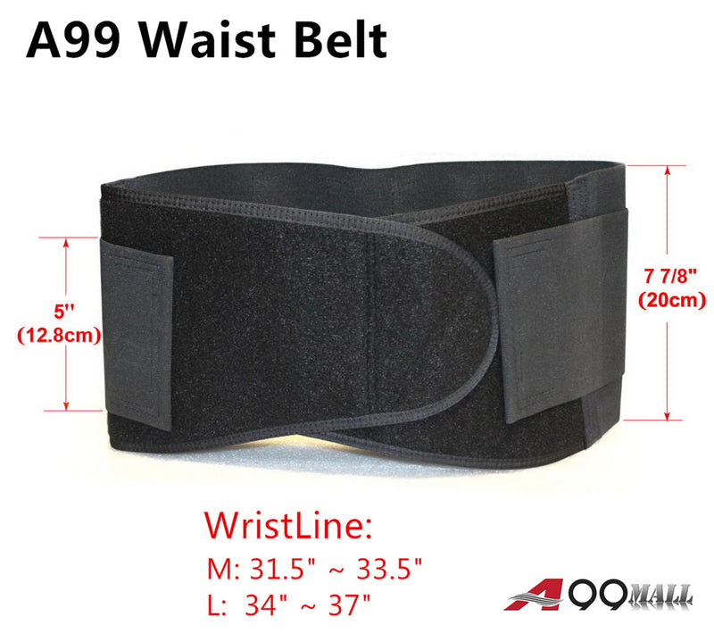 A99 Lower Back & Waist Support