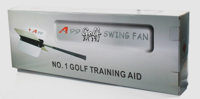 A99 Golf Swing Power Fan M / L size Blue/White