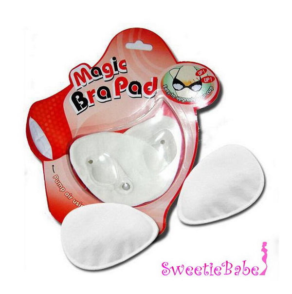 Sweetiebabe inflatable Magic Bra Pad insert lift up