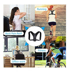 A99 Back Posture Corrector Clavicle Support Brace for Women & Men by Potou,Helps to Improve Posture, Prevent Slouching and Upper Back Pain Relief