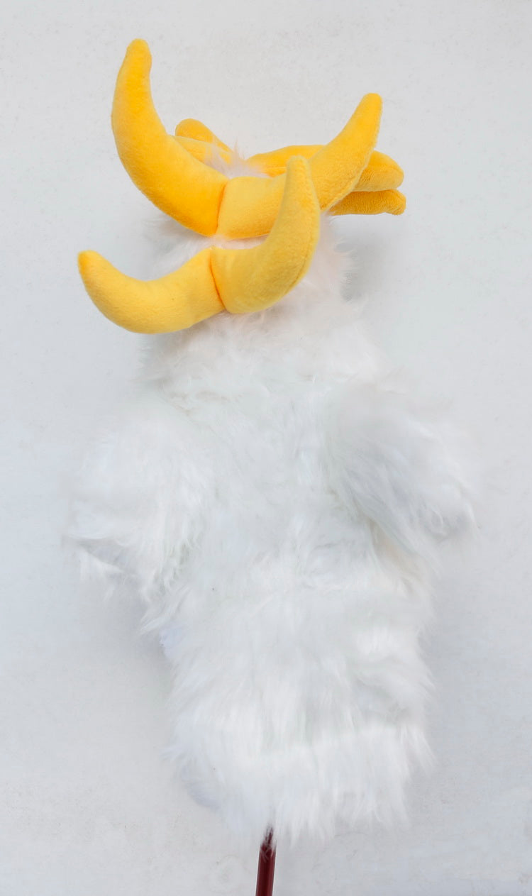 A99 Golf Animal Cockatoons Head Cover