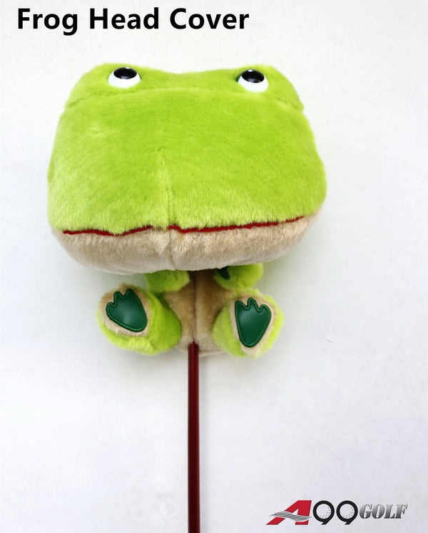 A99 Golf Animal Frog Head Cover