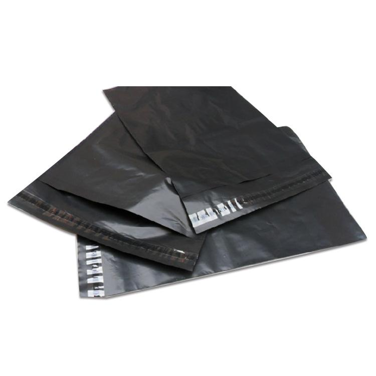 "100pcs Black Long Poly Mailer Express Envelopes Bag 8"" x 33 3/4"" (20 x 85cm)"