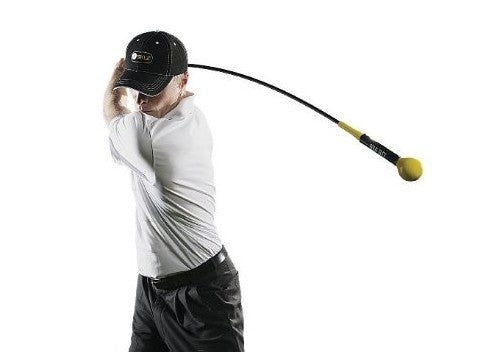 A99 True Flex Swing Tempo Trainer + 1pair A99 Golf Alignment Sticks Swing Tour Random Color
