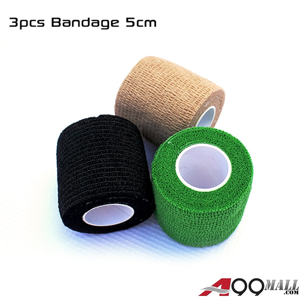A99 Magic Bandage (5.0 cm) Waterproof Self-Adhesive Elastic Treatment Bandage Gauze Tape