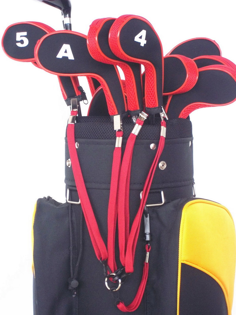 Stop Losing Golf Headcovers - A99 Golf Leash Strap 4 III with Bag Strap