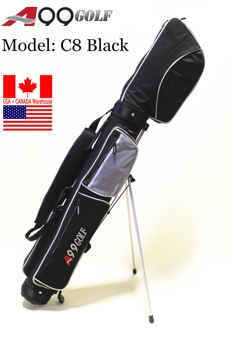 C8 Golf Practice range/sunday/ stand/pencil/carry Bag