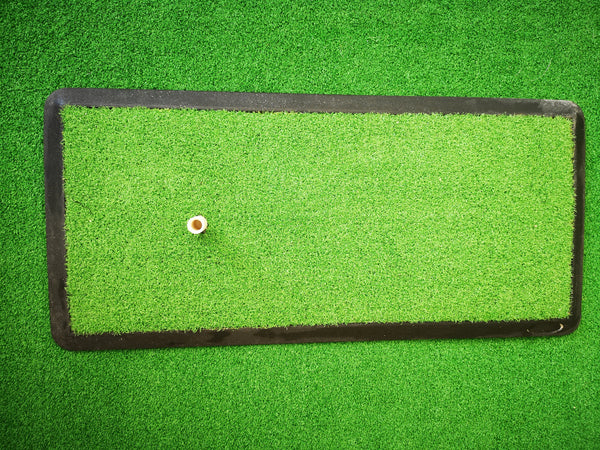 "Local Pick up Only - 2512R A99 Golf Hitting Mat Heavy Duty Rubber Base Turf Mat 25.5""X12.5"""