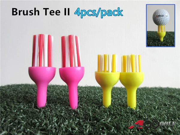 A99 Golf Brush Tee II Extreme Tees 4pcs/pack