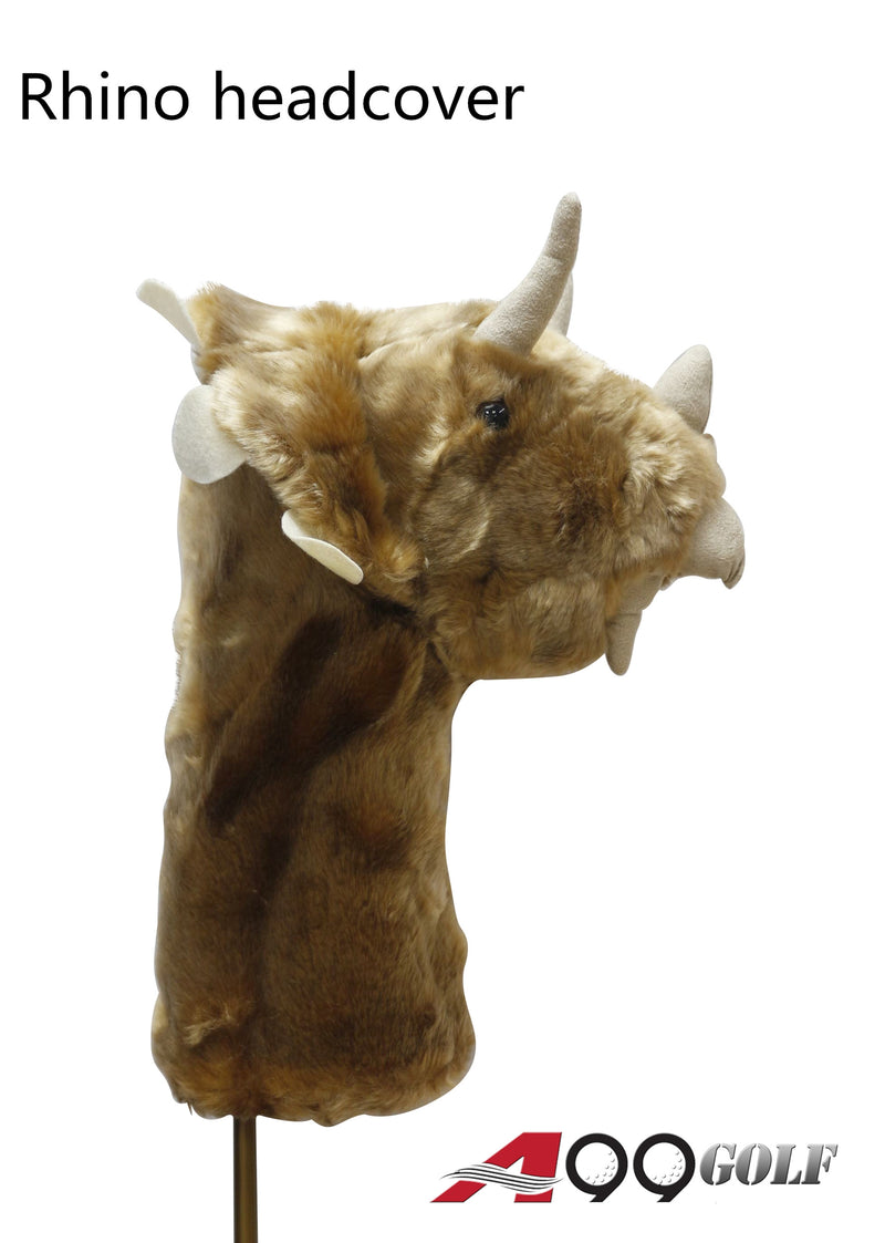 A99 Golf Animal Triceratops Dinosaur Head Cover