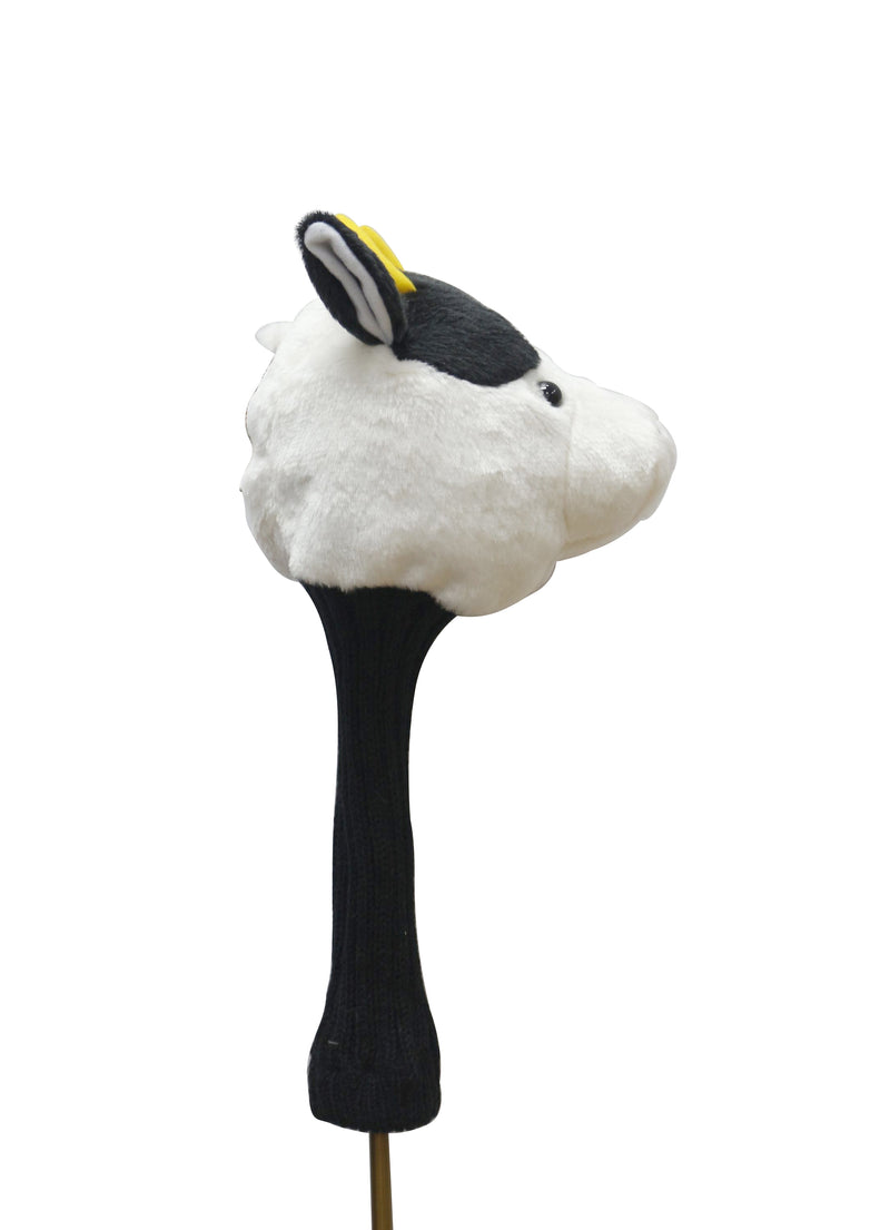 A99 Golf Animal Cow Head Cover