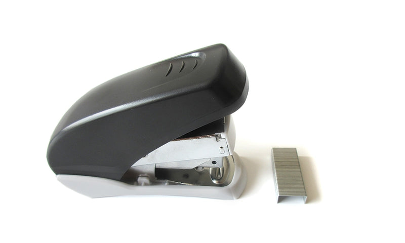 A99 Light Touch Stapler + Staples Set In Black / Blue
