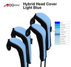 A99 Golf H10 Hybid Cover Headcovers 4pcs/set